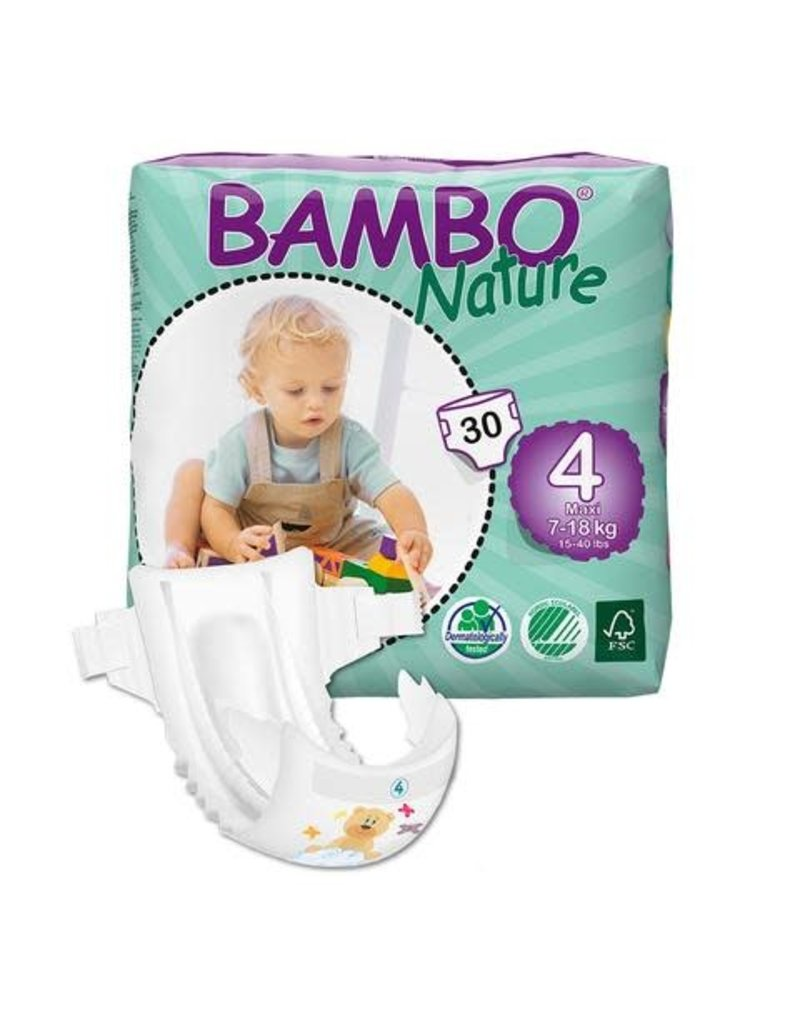 Bambo Bambo Nature Classic Diapers