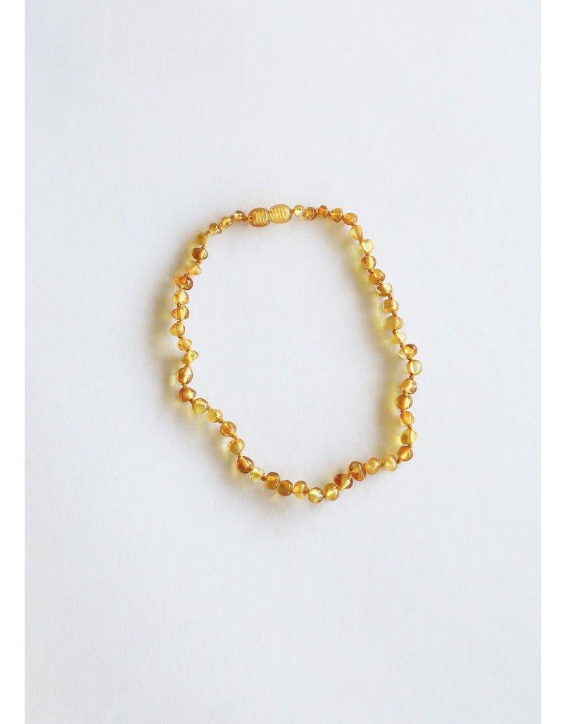 CanyonLeaf Canyon Leaf POLISHED Baltic Amber Necklace