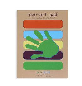 Eco-Kids Eco-Kids Art Pad 50 Sheets 9in x 12in