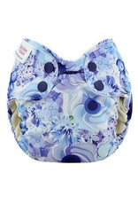 Blueberry Blueberry Organic Simplex Newborn AIO Diaper