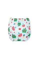Tots Bots Tots Bots Easy Fit Star One Size AIO - Frugi Prints