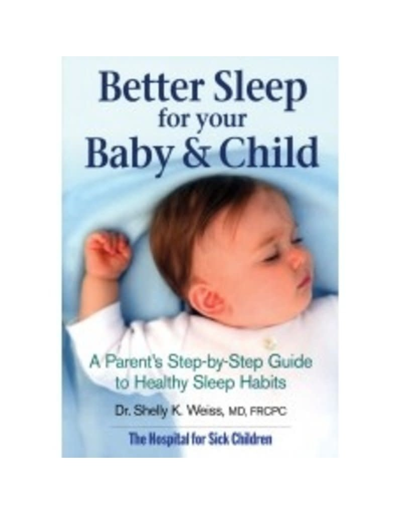 Better Sleep for your Baby & Child - Parenting Book