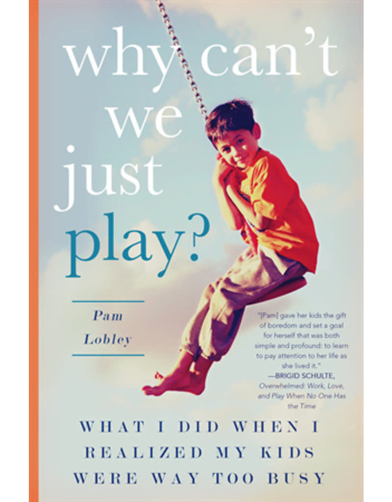 Familius Why Can't We Just Play - Parenting Book