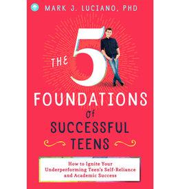 Familius The 5 Foundations of Successful Teens - Parenting Book