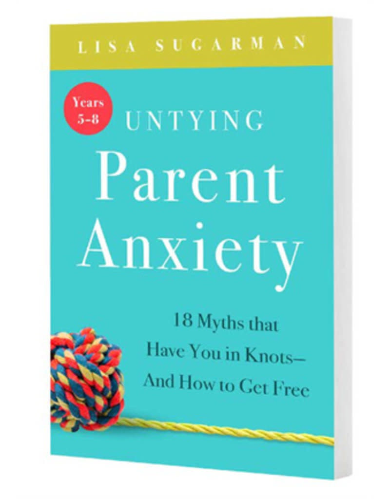 Familius Untying Parent Anxiety - Parenting Book
