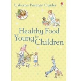 Educational Development Corp Healthy Food for Young Children - Parenting Book
