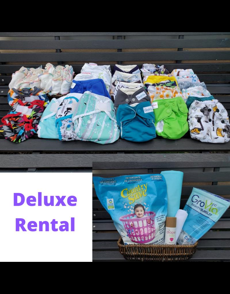 Diaper Lab Newborn Rental Program