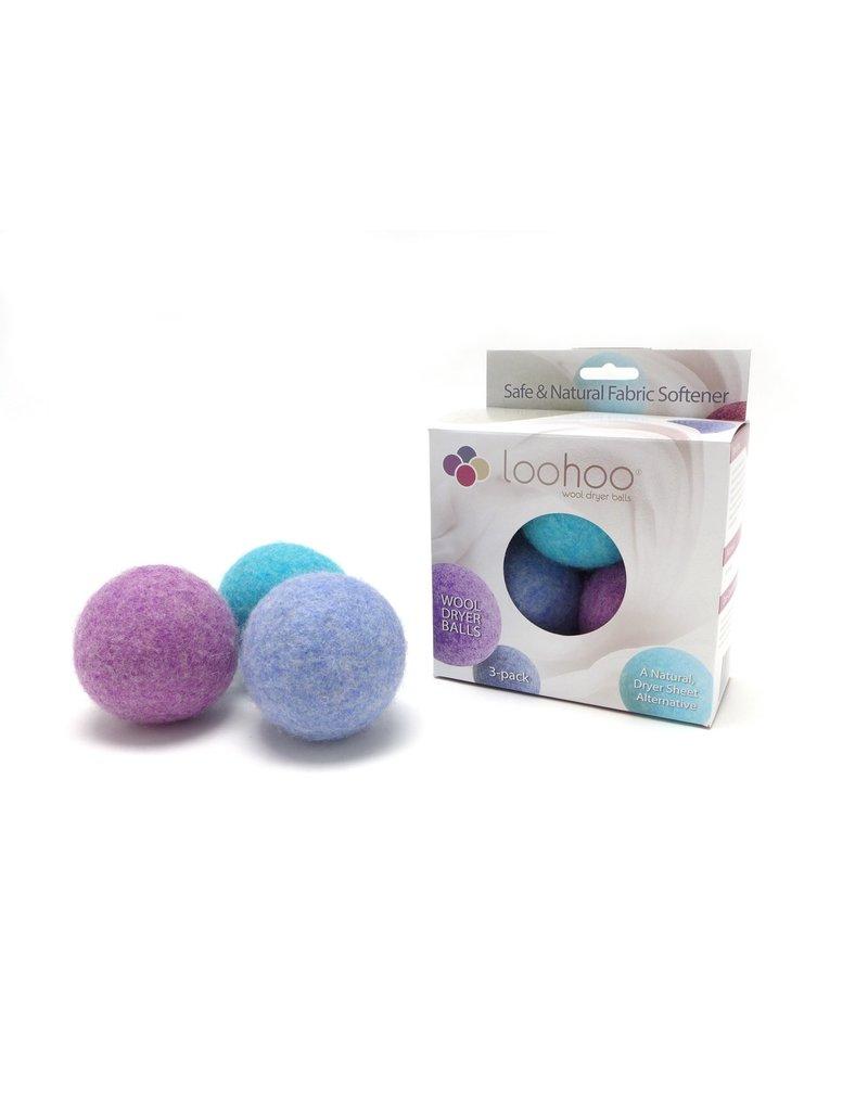 LooHoo LooHoo Wool Dryer Balls