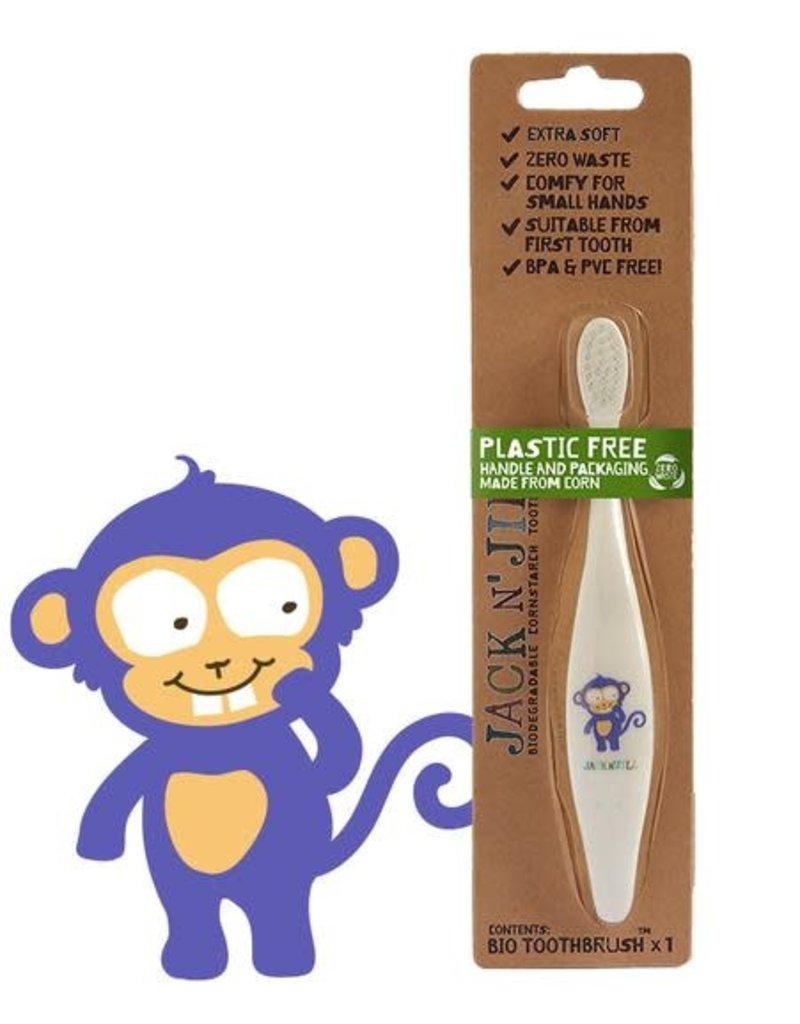 Jack n Jill Jack N' Jill Bio Toothbrush