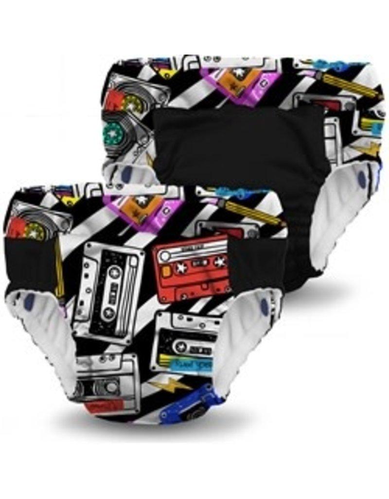 Rumparooz Rumparooz Lil Learnerz Trainers MixTape/Phantom XS - 2 Pack