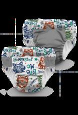 Rumparooz Rumparooz Lil Learnerz Trainers LilMonster XL - 2 Pack