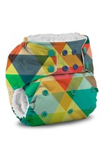 Rumparooz Rumparooz One Size G2 Pocket Diaper - Ltd Ed Prints