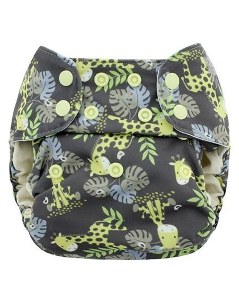 Blueberry Blueberry One Size Pocket Diaper