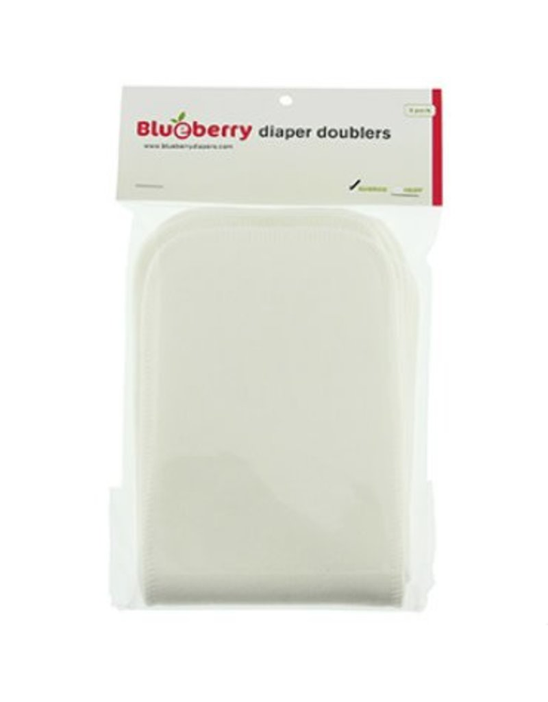 Blueberry Blueberry Bamboo Doublers