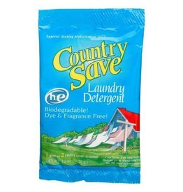 Country Save Trial Size Detergent - 2oz
