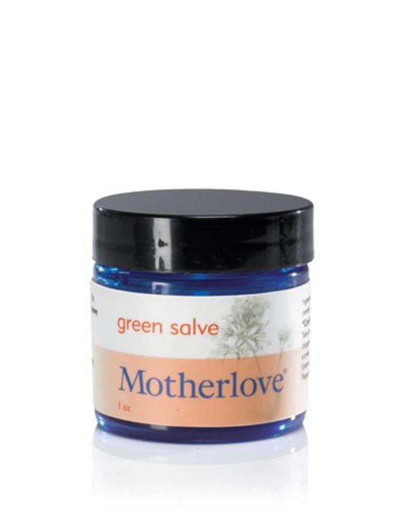 Motherlove Motherlove Green Salve