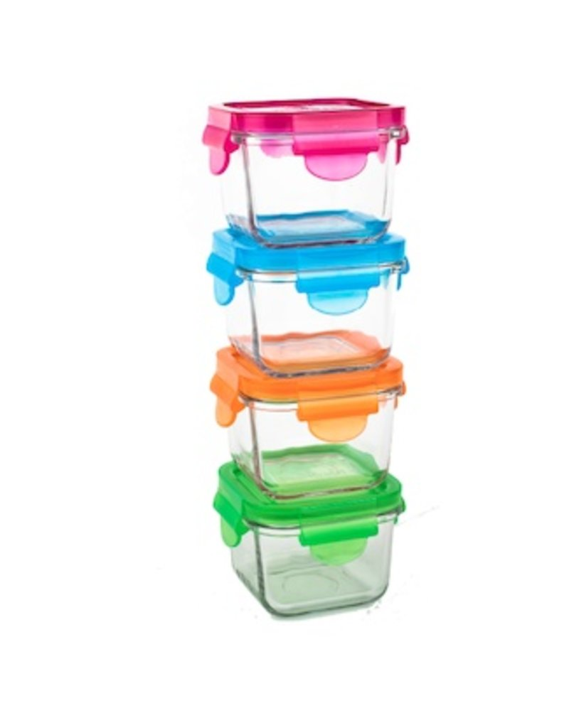 Wean Green Snack Cubes (4 pack)