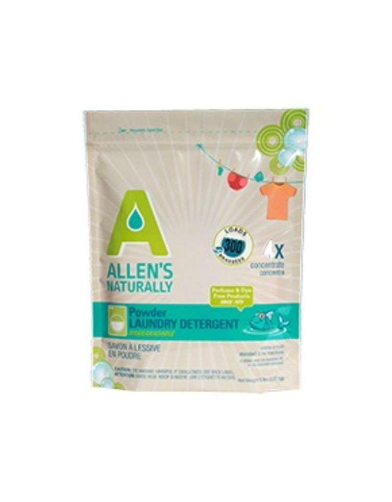 Allen's Naturally Allens Powder Laundry Detergent
