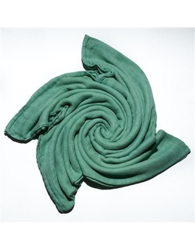 Austin Tie Dye Austin Tie Dye Tranquil Bamboo Swaddle