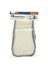 BestBottom Best Bottom Stay Dry Bamboo Insert 3 Pack