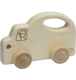 Maple Landmark Wooden Push n Pull