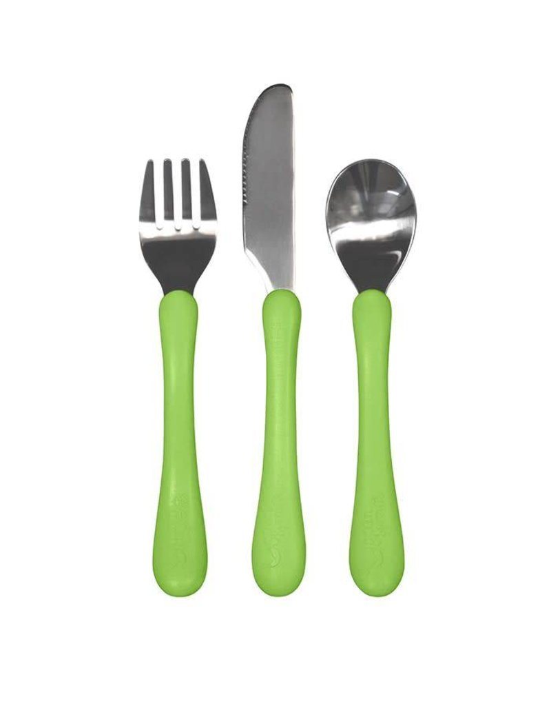 Green Sprout Learning Cutlery