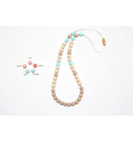 Getting Sew Crafty Getting Sew Crafty Sili Bead Adult Necklace