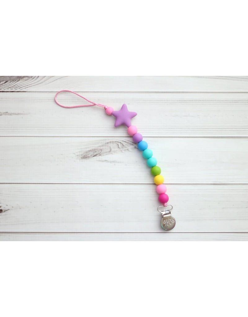 Getting Sew Crafty Silicone Pacifier Clip