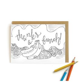 Wild Ink Press Coloring Cards
