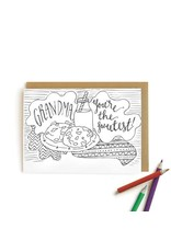 Coloring Cards