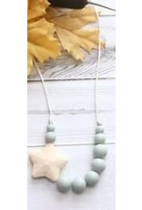 Getting Sew Crafty Sili Star Child Necklace