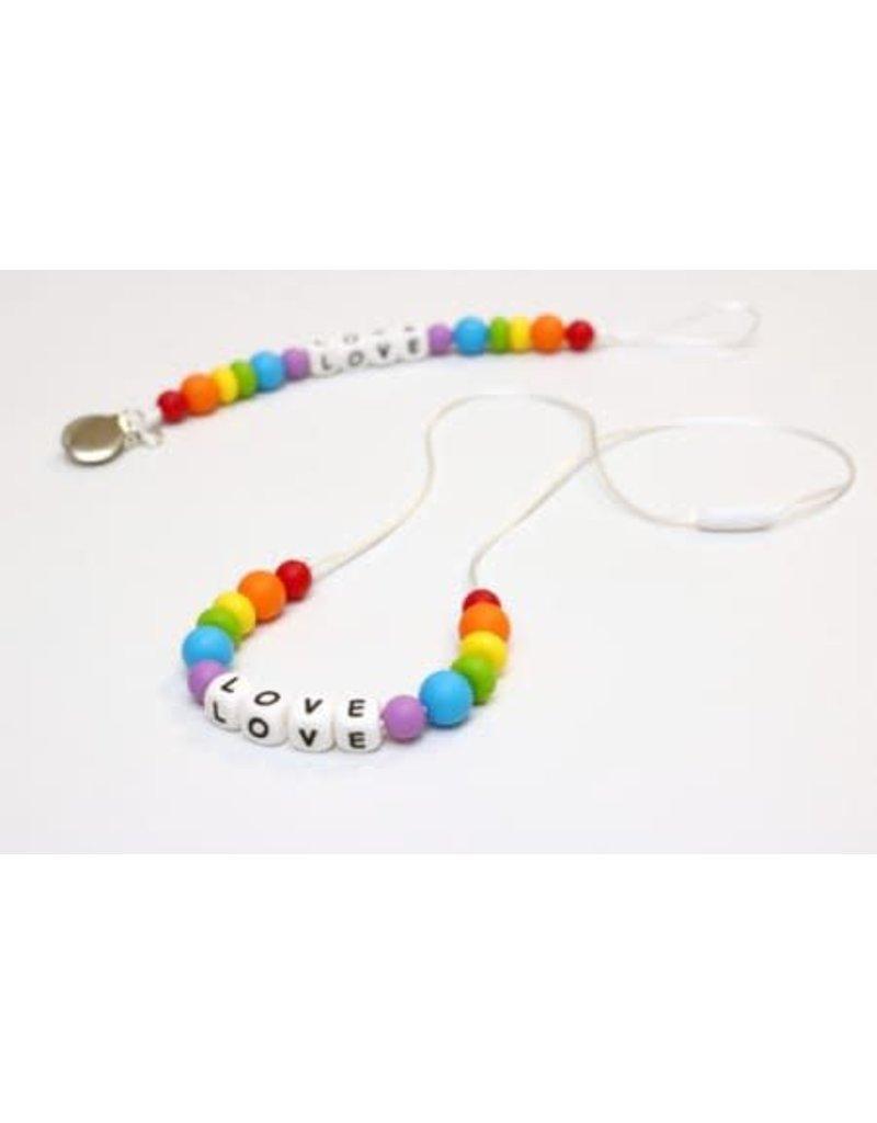 Getting Sew Crafty Getting So Crafty Sili Bead Child Necklace