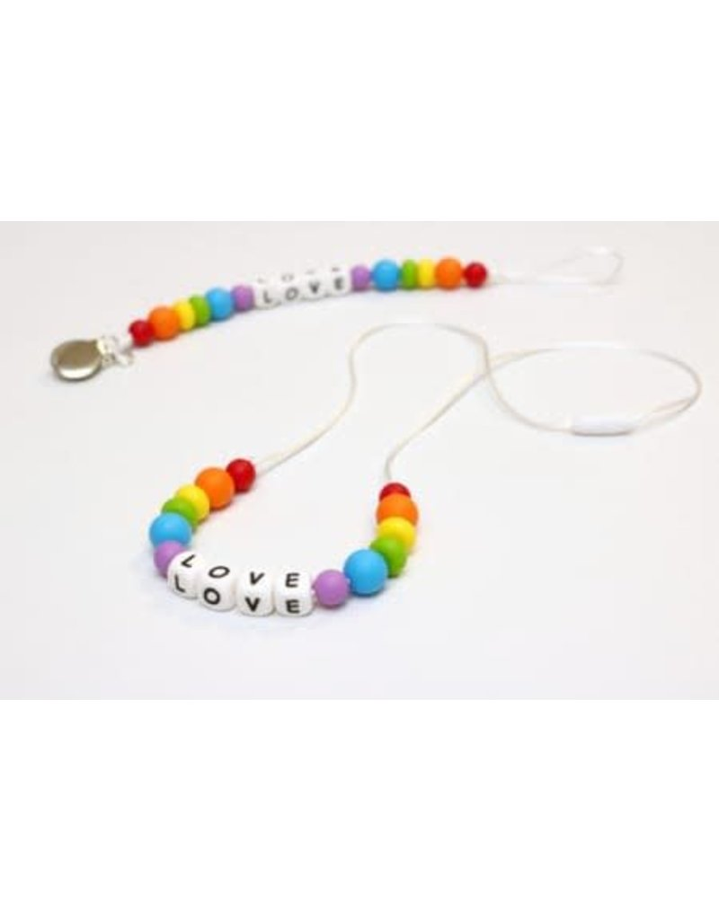Getting Sew Crafty Sili Bead Child Necklace