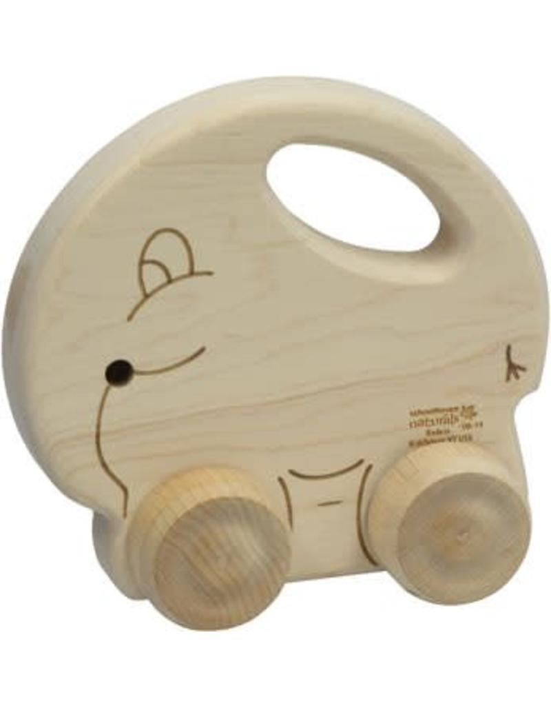 Maple Landmark Wooden Push n Pull