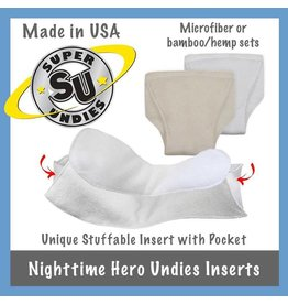 Super Undies Hero Undies Insert Set