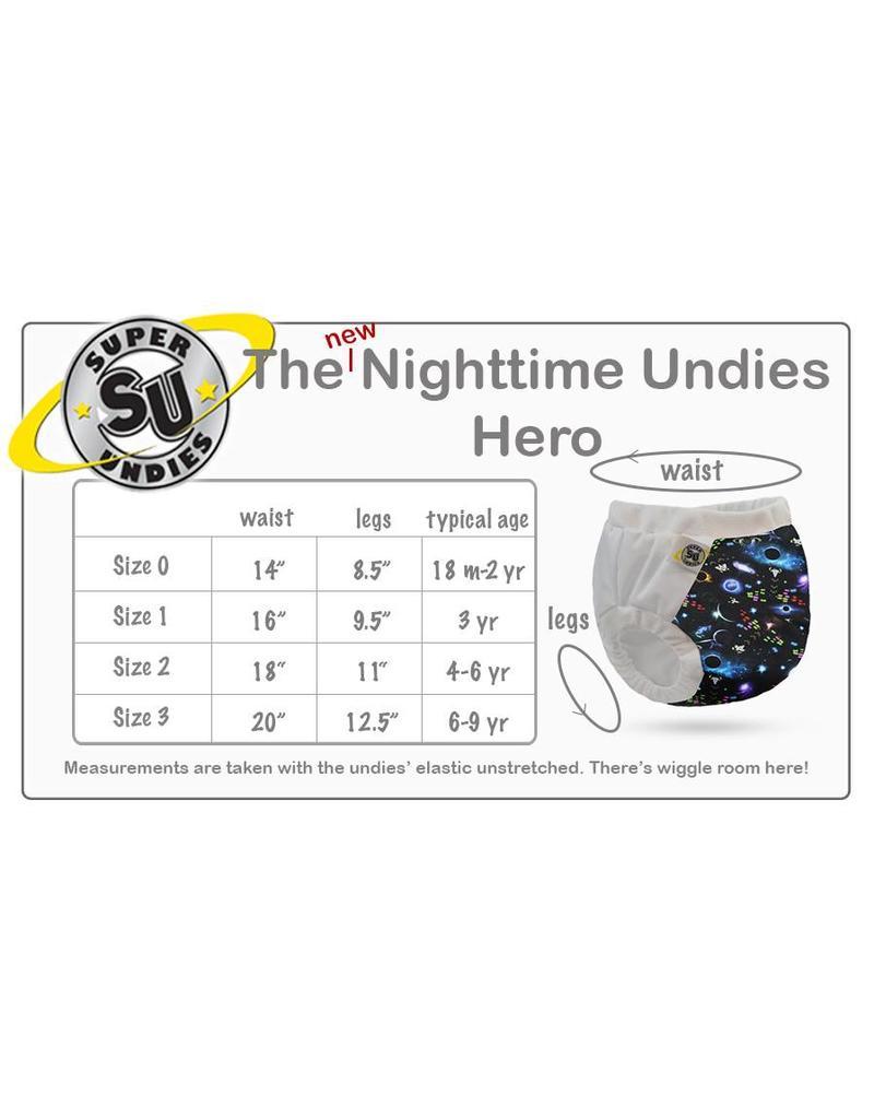 Super Undies Super Undies Hero Undies Shell