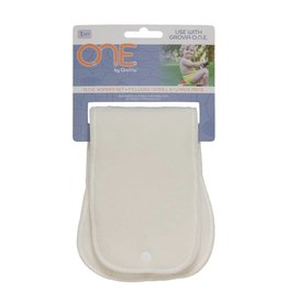 GroVia O.N.E. Soaker Pad Set