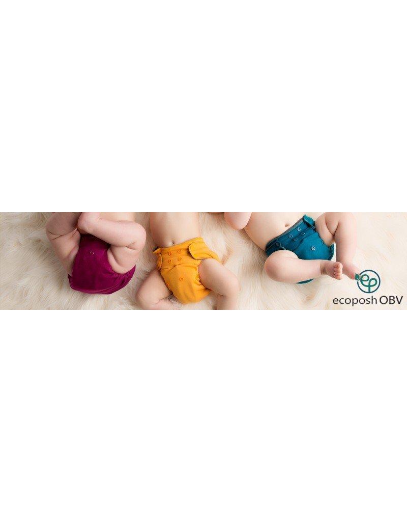 Rumparooz Ecoposh OBV One Size Fitted Diaper