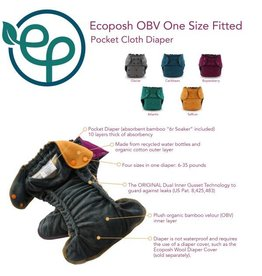 Rumparooz Ecoposh OBV OS Fitted