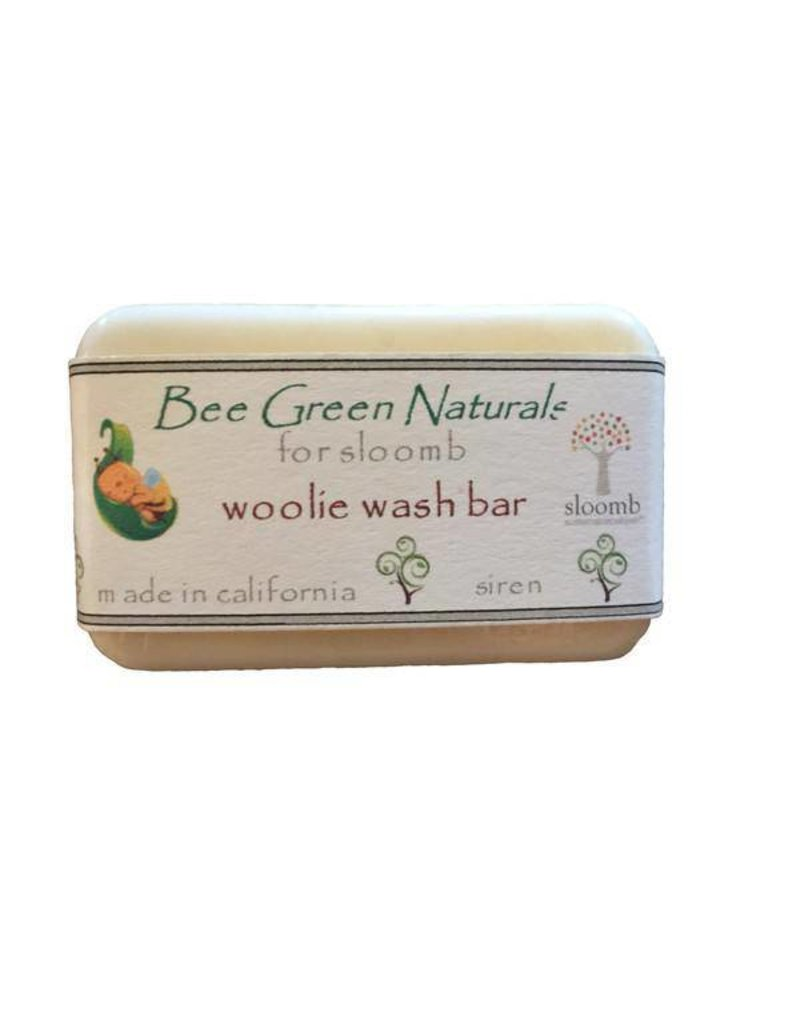 Sloomb BGN Wool Wash Bar