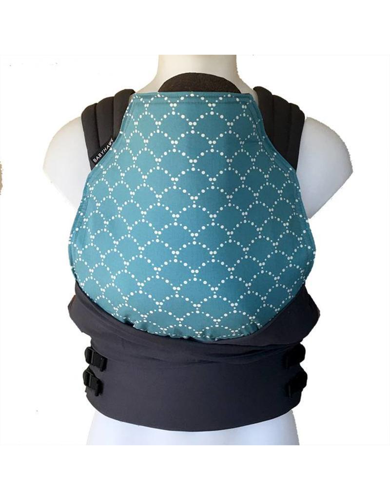 BabyHawk Half Buckle - Charcoal Strap