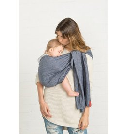 Sakura Bloom Sakura Bloom Chambray Linen Baby Sling