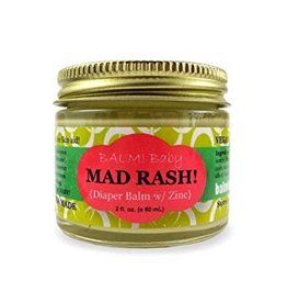 Balm Baby Mad Rash! Diaper Cream