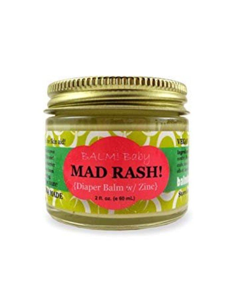 Balm Baby Balm Baby Mad Rash Diaper Cream