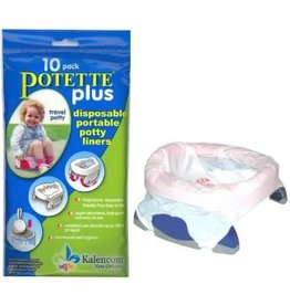 Kalencom Corp. Potette Plus Liner Refills