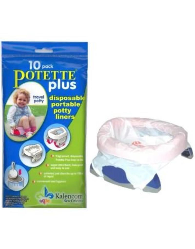 Potette Plus Liner Refills