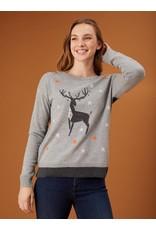 White Stuff White Stuff Maurice Moose Sweater
