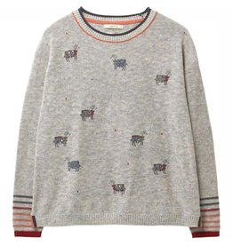 White Stuff White Stuff Edo Billy Goat Jumper