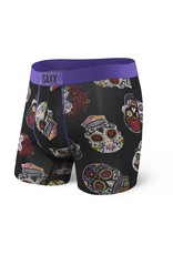Saxx Saxx Vibe Boxer Modern Fit - Black Day of the Dead