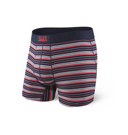 Saxx Saxx Undercover Boxer Brief - Red Monument Stripe